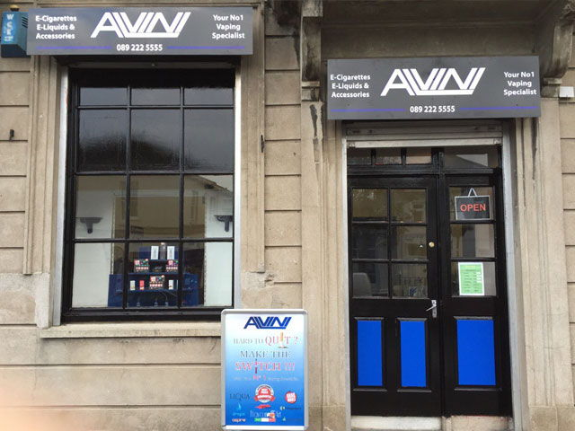 ALVINI Vapor Shop (Carrick-On-Suir)