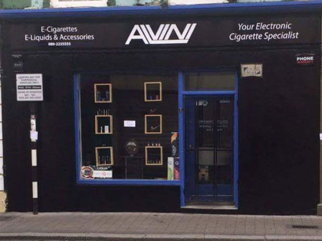 ALVINI Vapor Shop (Kilkenny) - Irish e-Cigs promoting great local