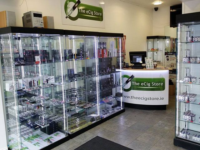 The eCig Store - Irish e-Cigs promoting great local & online